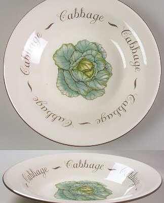 Dazzling Dinnerware for Your Garden Harvest