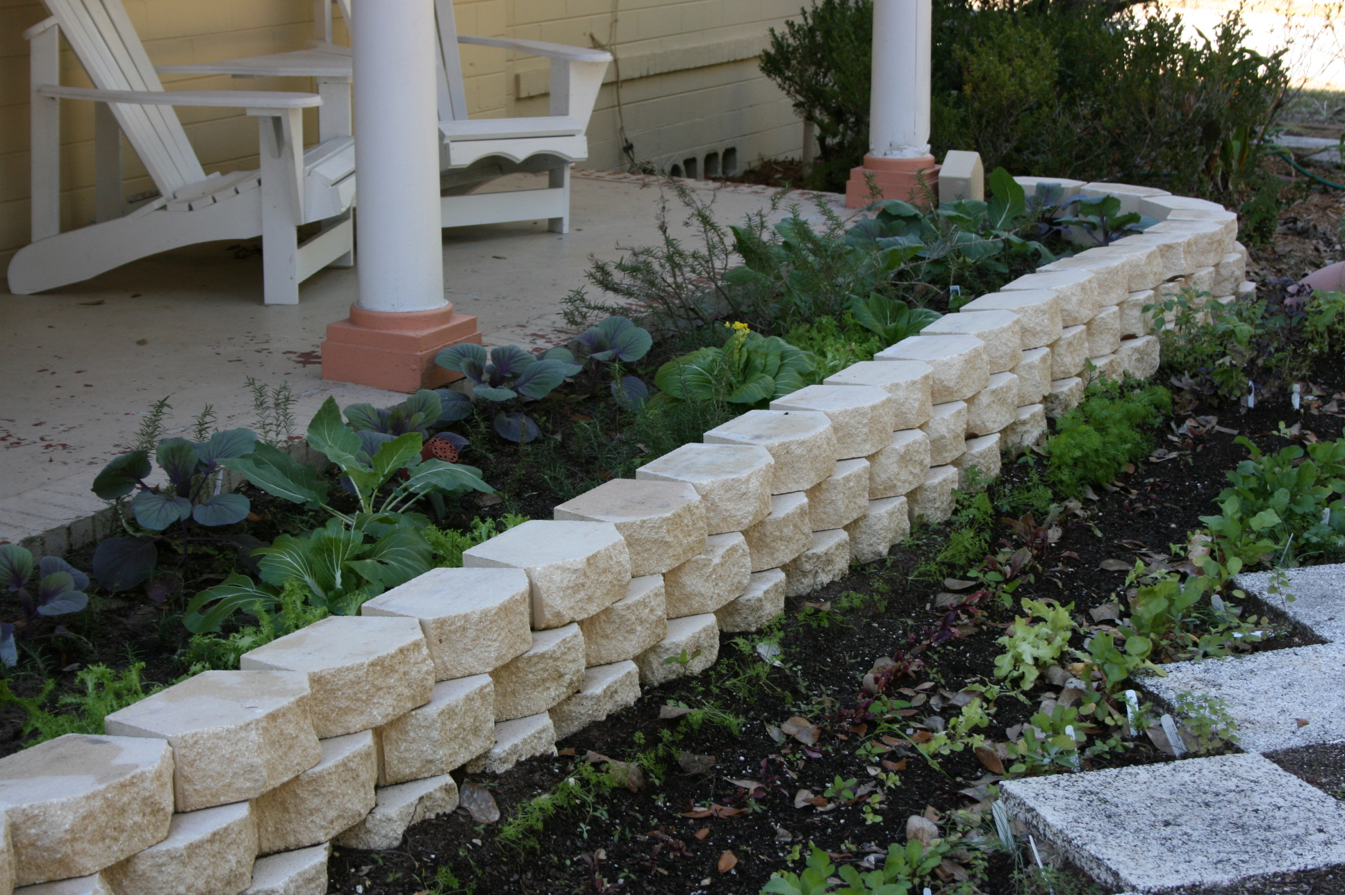 Edible Landscaping Ideas - BloominThyme