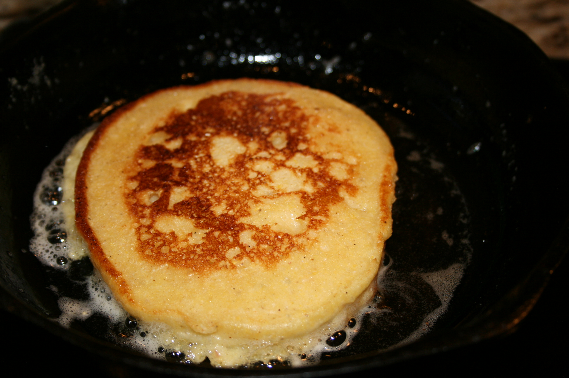 Southern Cornbread Recipe Baked Or Pan Fried Version