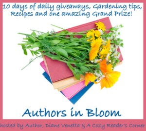 authors in bloom