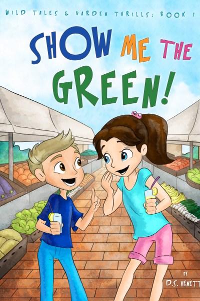 Organic Gardening Books for Kids!