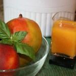 peach mango juice ingredients