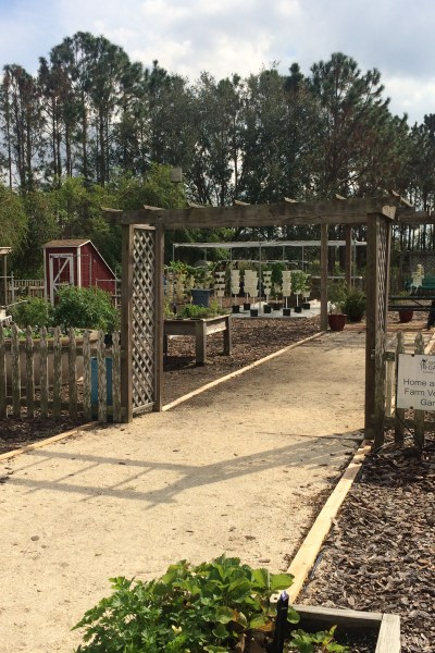 Exploration Gardens at Orange County IFAS