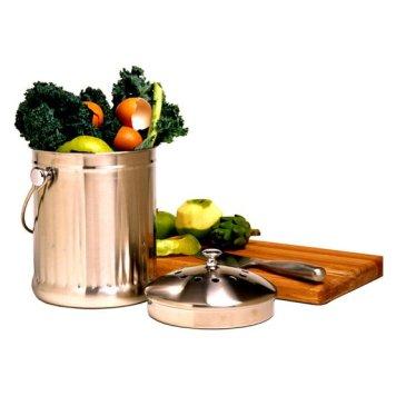 compost bucket kitchen gift