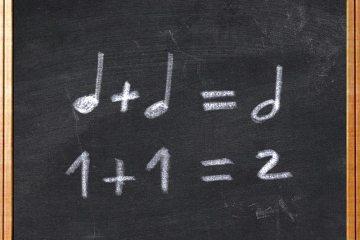 Benefícios da Música  instrução musical Benefícios da Música no desenvolvimento do Raciocínio Matemático raciocinio