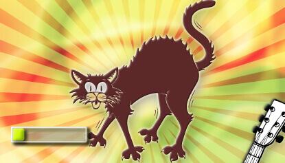 Atirei o pau ao gato Atirei o pau ao gato atirei o pau ao gato