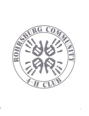 Rohrsburg 4-H Club Food Vendor