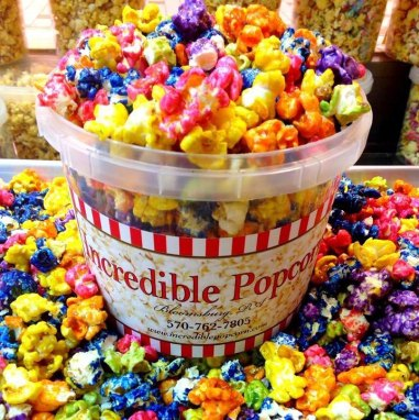 Incredible Popcorn