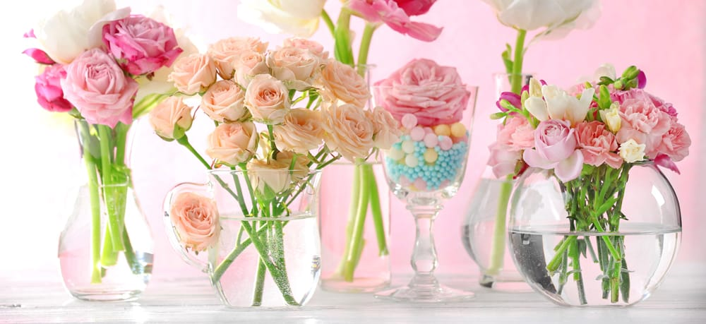 Bulk Glass Wedding Vases! How To Pick The Best And Where