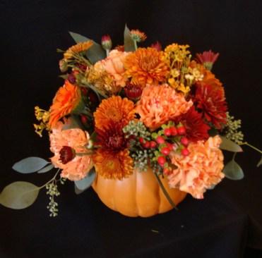 flowersinpumpkin-orange
