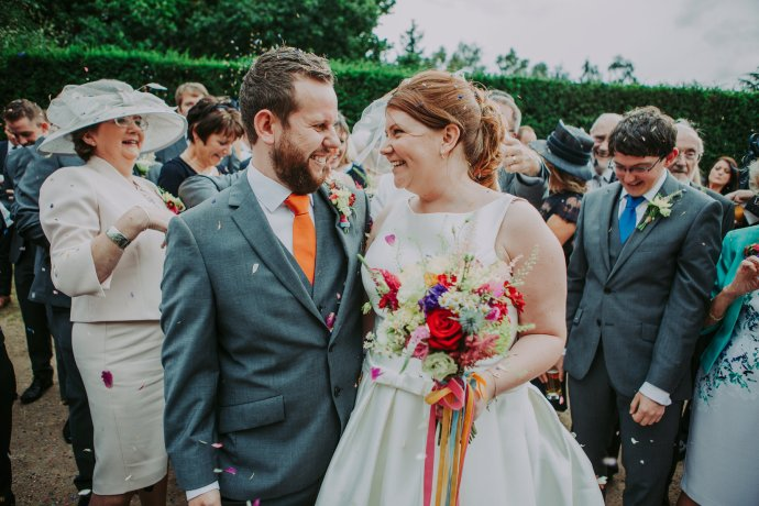 Yorkshire Sculpture Park Wedding