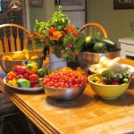The Fall Bounty; We are Thankful!