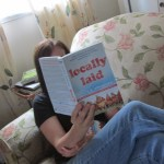 Book Review; Locally Laid by Luci B Amundsen