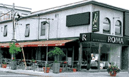 Ristorante Roma 1090 Bloor West Toronto