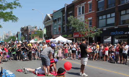 17th Annual Annex Festival
