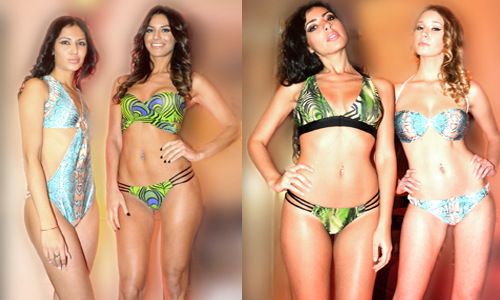 WINDSOR ARMS HOTEL fashion showcase by Venao Swimwear