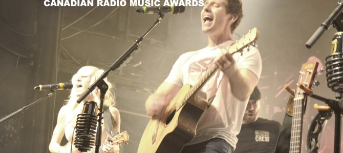 WALK OFF THE EARTH at CANADIAN RADIO MUSIC AWARDS CMW 2014