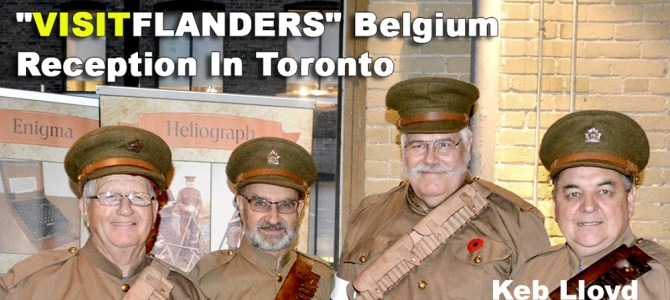 Flanders Fields, a place to remember, a place to visit