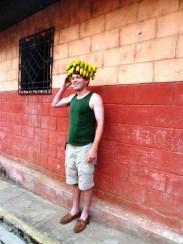 Going bananas, Alegria, El Salvador
