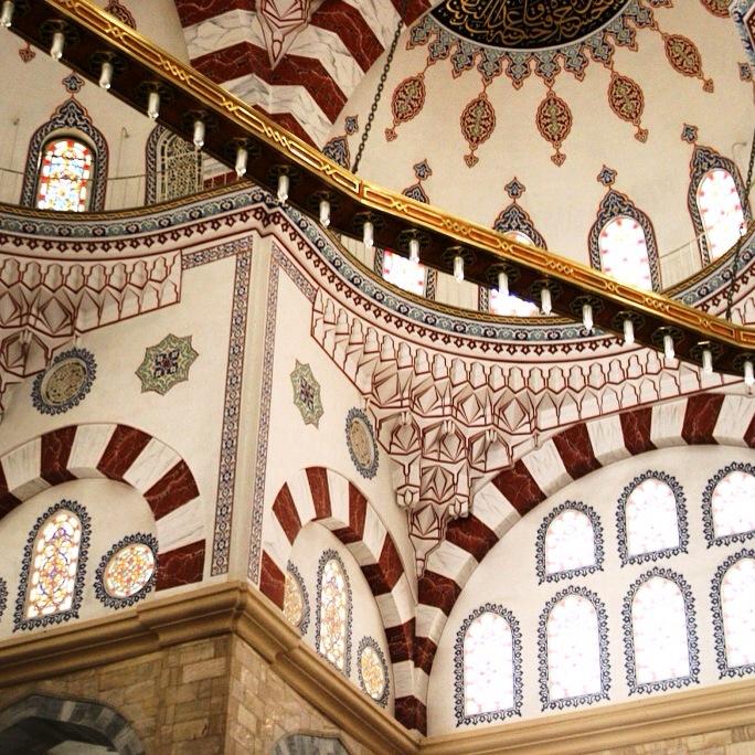 Sabanci Merkez Mosque, Adana, Turkey