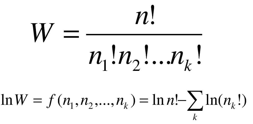 Distribuição de Boltzmann 1 - Dedução (1/6)