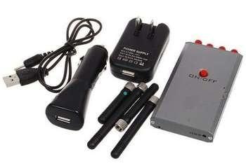 4 Antenas Bloqueador de Celular Gps Wifi 2