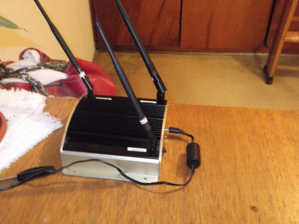Bloqueador de sinal celular