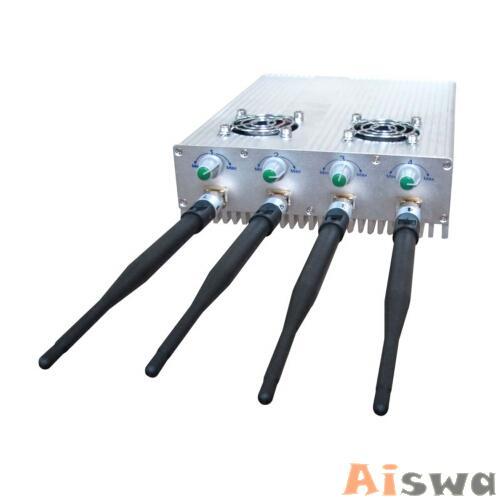 Refrigerado c Controle Remoto de Bloqueador de Celular , GPS e 3G 3