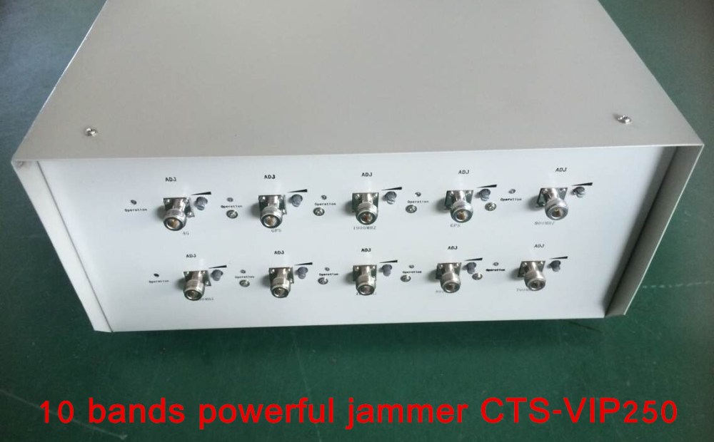 10 bands vehicle jammer 1