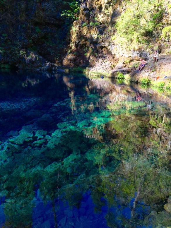 Tamolitch Blue Pool
