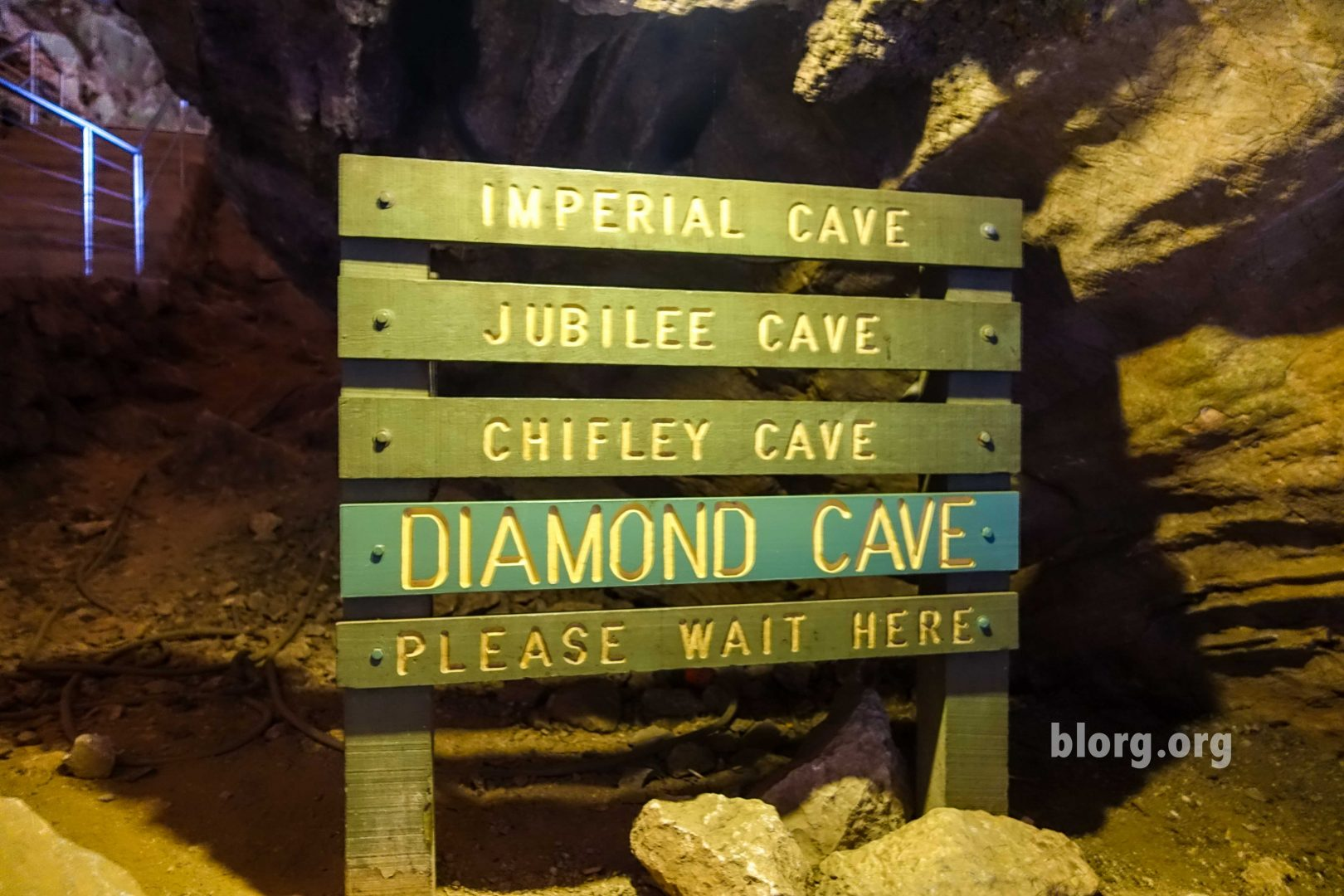 Katoomba, Australia: The Jenolan Caves