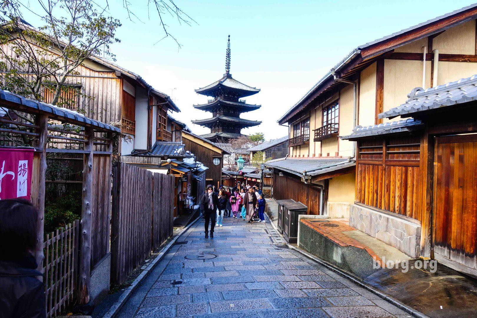 Kyoto Day Trip From Osaka