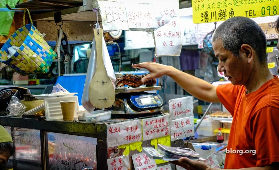 Okinawa Foodie: Fresh Fish from First Makishi Public Market