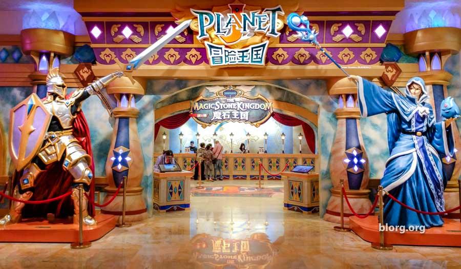 LARPing Through Planet J: A Live Action RPG in Macau