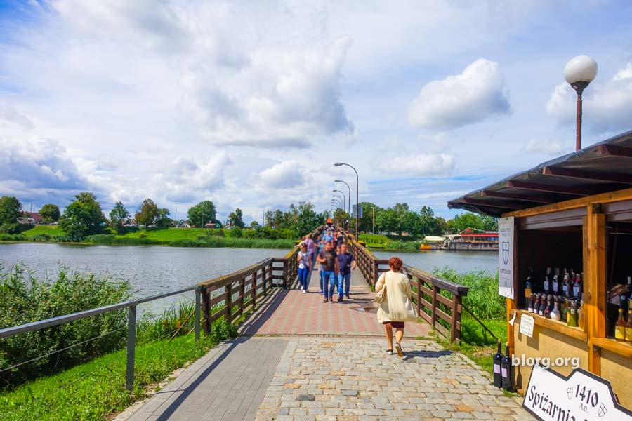 malbork bridge