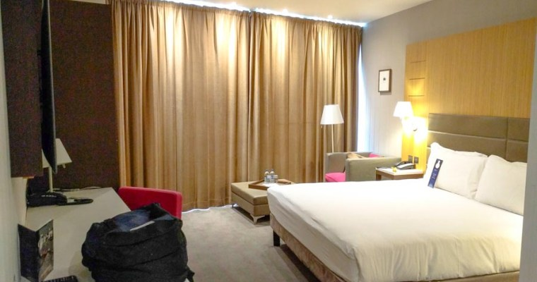 Radisson Blu Royal Dublin, Hotel Review: High Expectations and High Disappointments