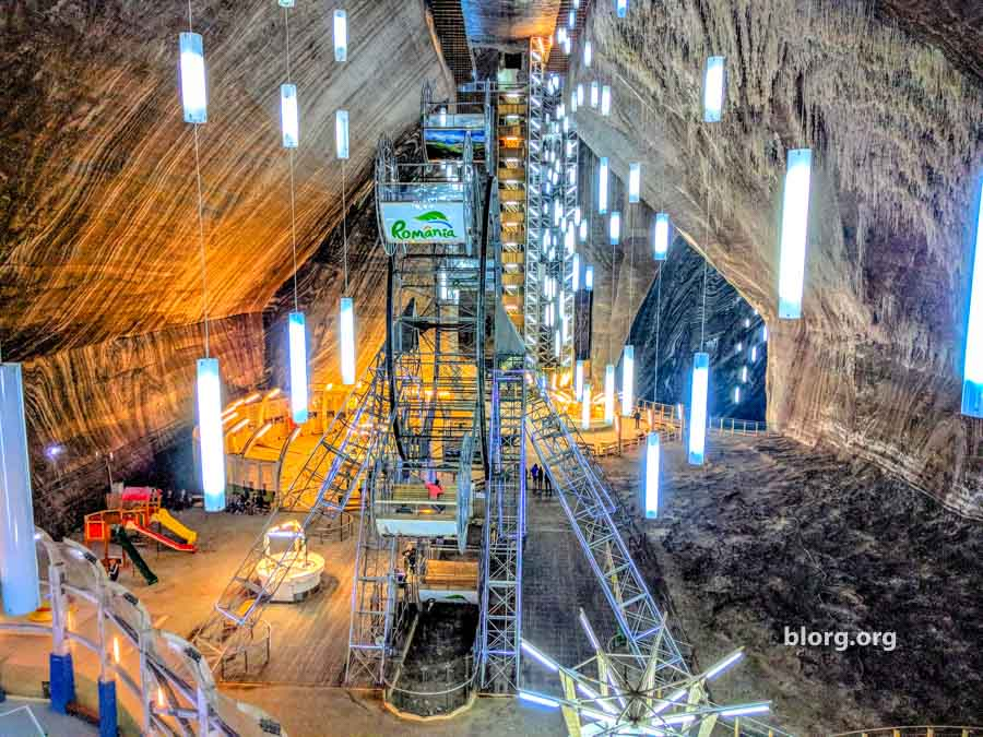 Salina Turda: The Underground Theme Park of Romania