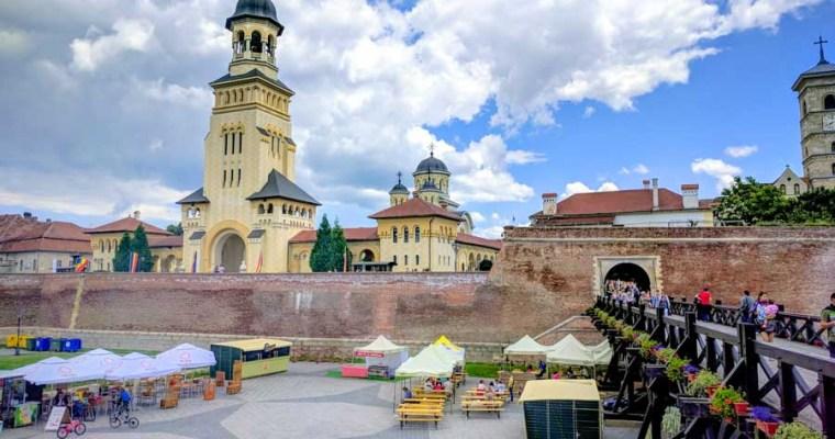 The Double-Star Fortress, Alba Iulia!