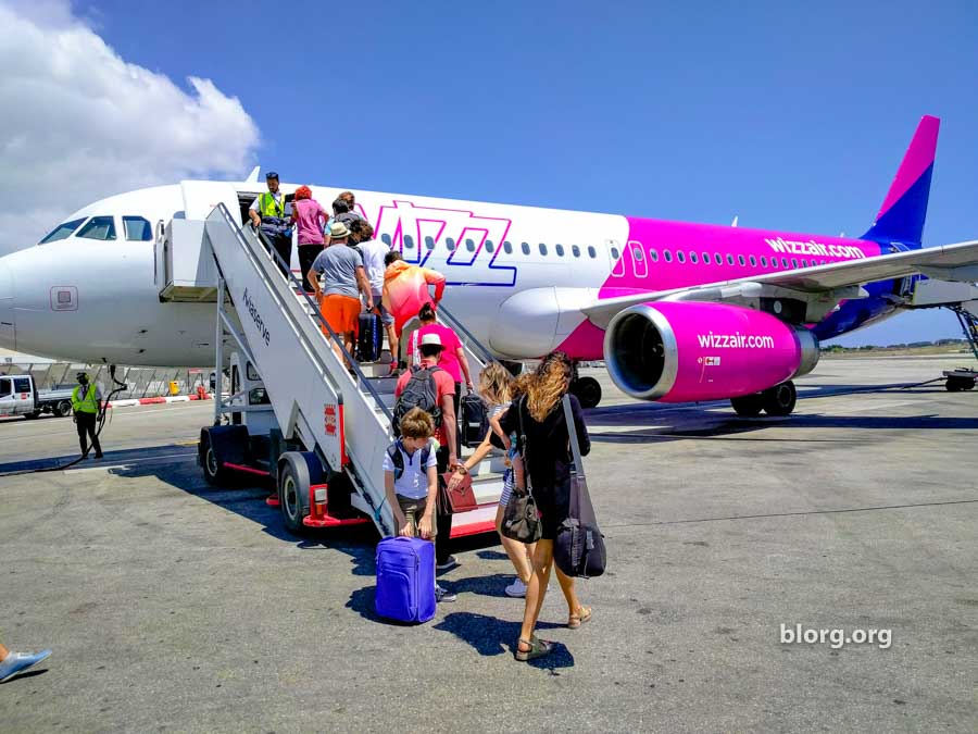 Budget Flying Tips: Wizz Air Malta to Cluj