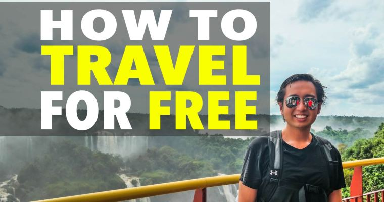 The Ultimate Guide To Free Travel: Credit Card Bonuses!