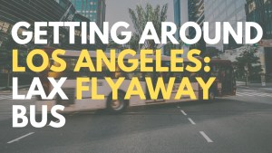 how to get from lax airport guide