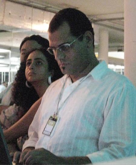 Jeff Paiva - Campus Party Brasil 2008