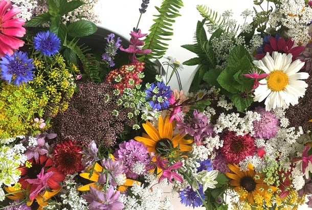 Are YOU in the business of flowers?