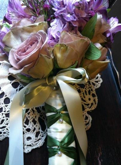 Purple Bouquet
