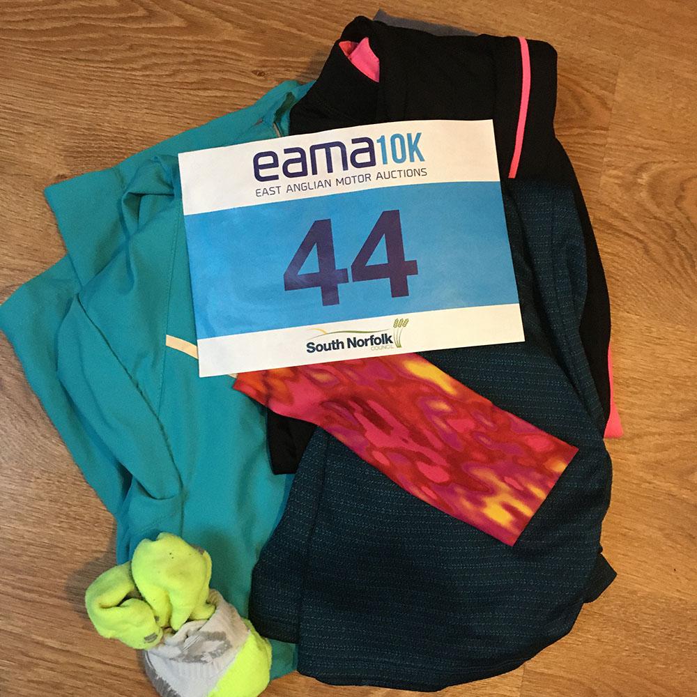 EAMA 10K kit