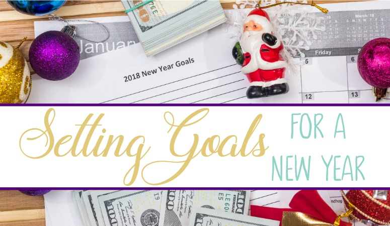 Setting Goals For A New Year