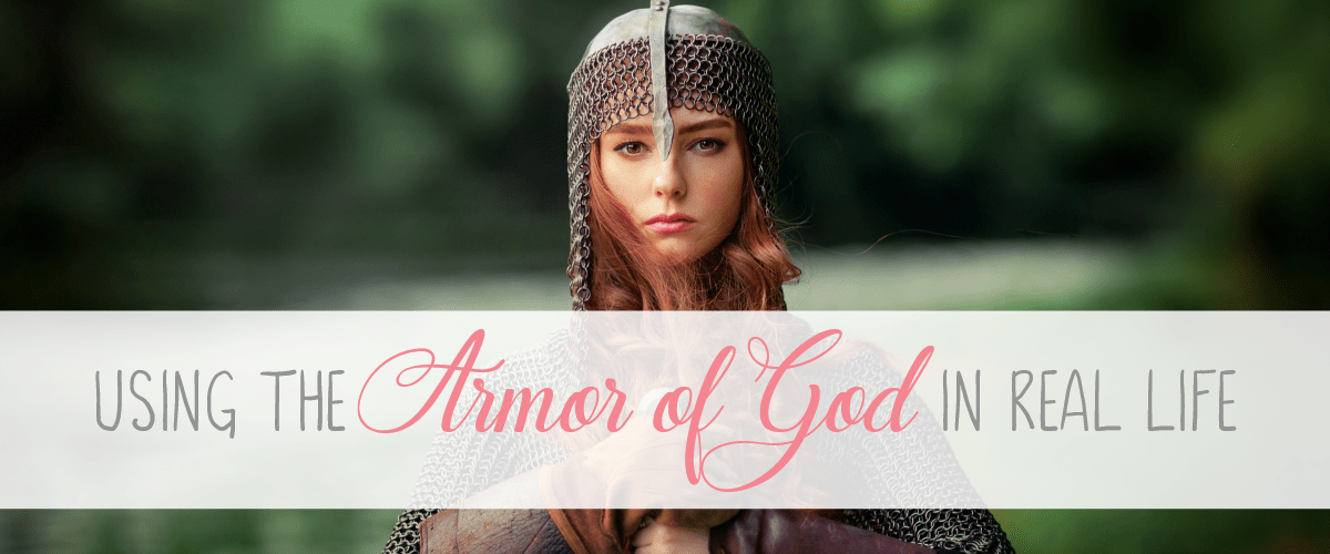 Using The Armor of God in Real Life slider