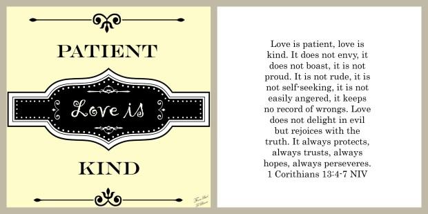 patient kind card