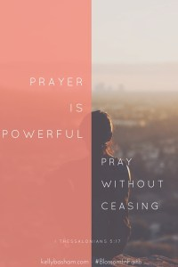 PrayerIs Powerful