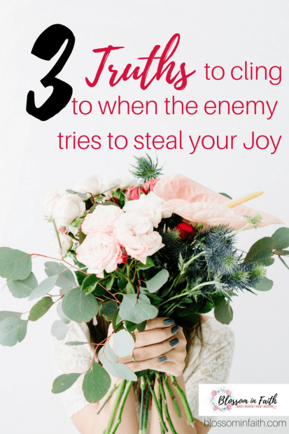 Are your circumstances stealing your Joy_ Encouragement to fight for joy...(1)